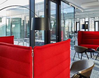 Firma WIKUS pomieszczenia biurowe