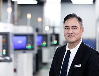 Prezes Farsoon - przemysłowe drukarki 3d sls