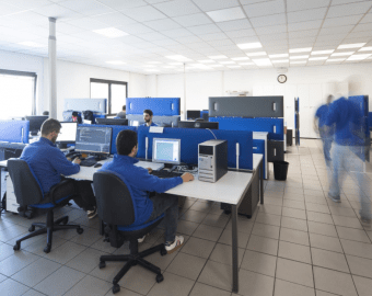 Systemy magazynowania blach i dłużyc_MATTER biuro