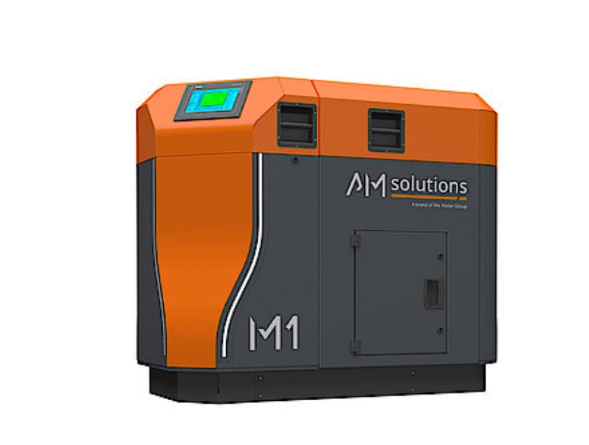 AM SOLUTIONS M1 - wrzechstronny wibrator kołowy do wydruków 3d