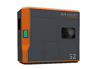 Obróbka wydruków 3d AM SOLUTIONS S2