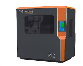 AM SOLUTIONS M2 - wibrator kołowy do wydruków 3d w produkcji wielkoseryjnej