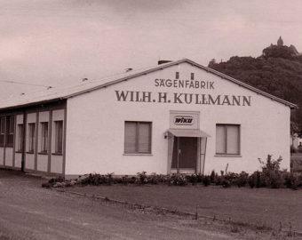 Wilhelm Hubert Kullmann zakłada firmę WIKU - piły taśmowe